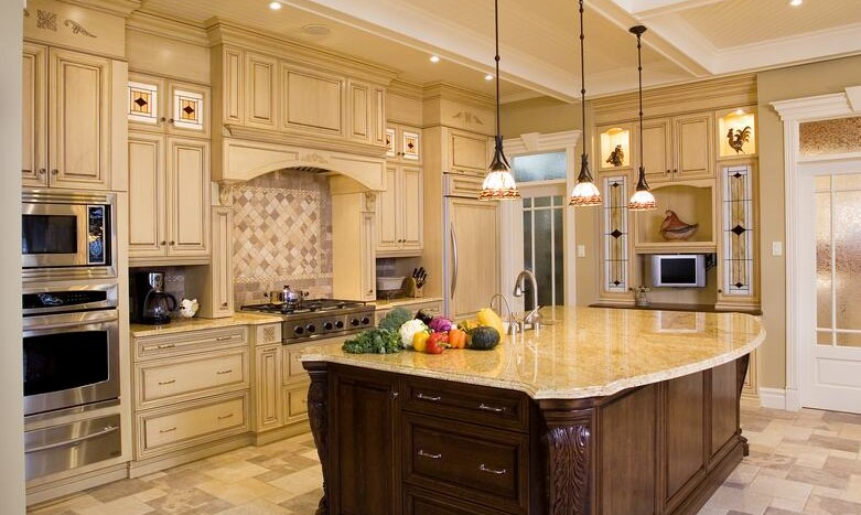 Luxury Kitchen Cabinets | Luxury Kitchen Designs The Inman Team
