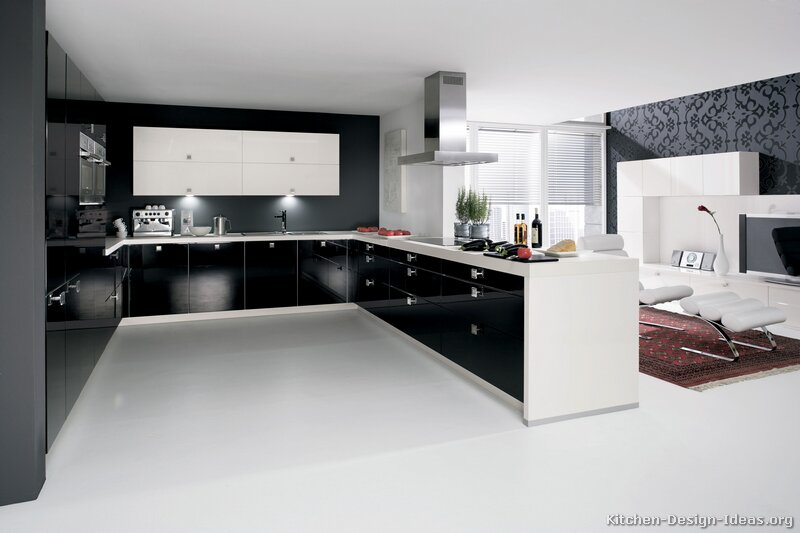 Contemporary Kitchen Cabinets The Inman Team