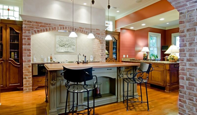 Kitchen Bar Stools Sitting In Style